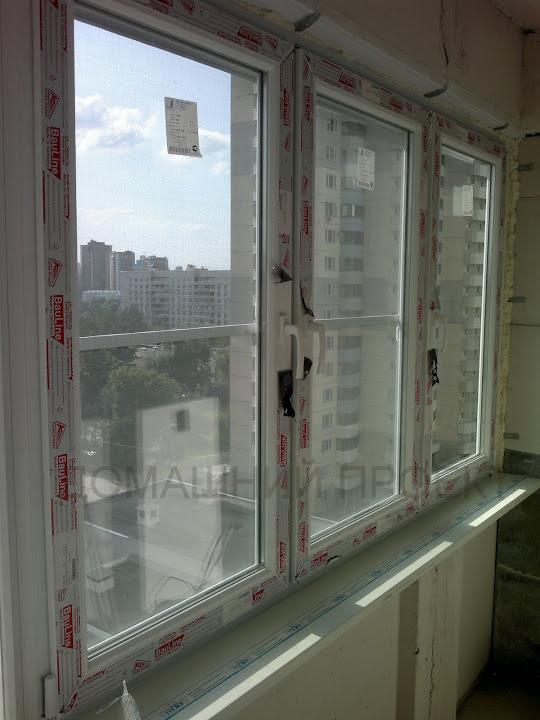 Балконы и-155. работы по остеклению и отделке балконов. наши.