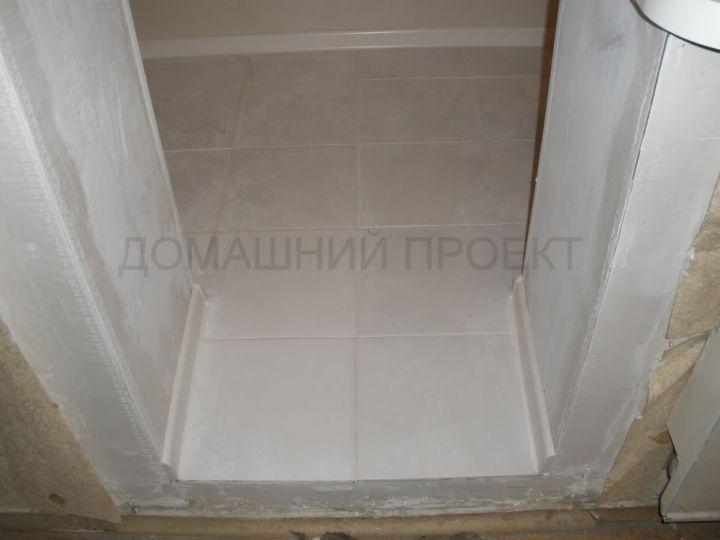 Балконы п-46. работы по остеклению и отделке балконов. на....