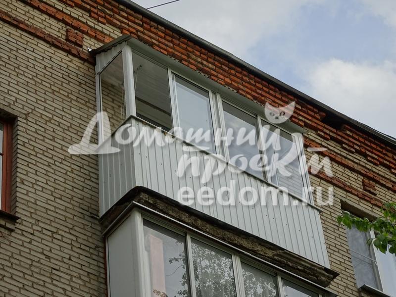 Остекление балконов последний этаж стоит ли утеплять балкон при холодном остеклении