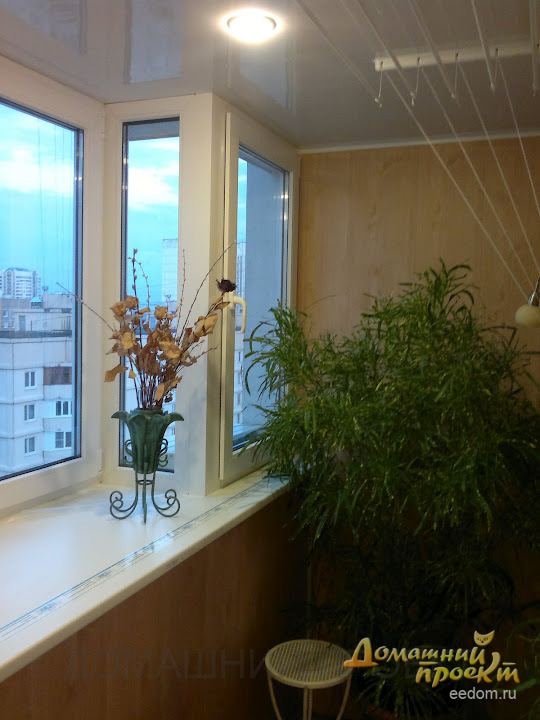 Отделка балкона пластиком, панелями пвх, цены - домашний про.