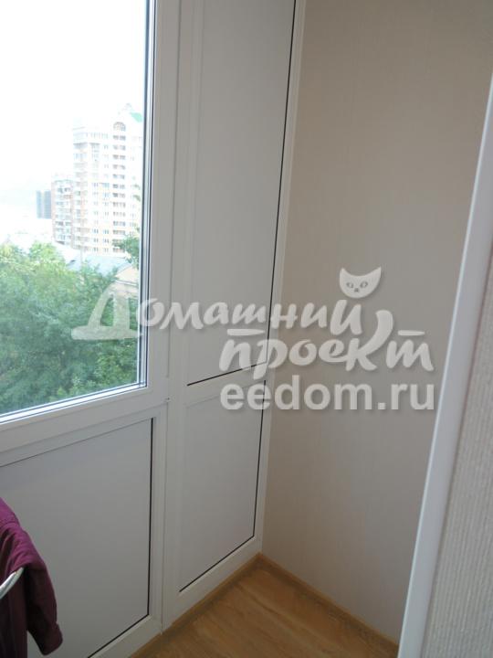 Балкон под ключ на ул. Верхняя Красносельская