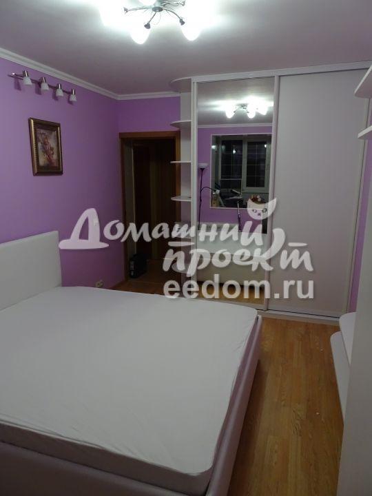 Шкафы в спальню на ул. Красных Зорь (3)