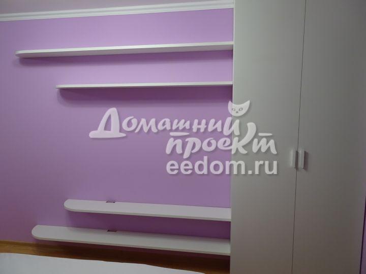 Шкафы в спальню на ул. Красных Зорь (5)