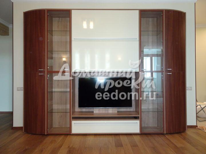 Большой шкаф для гостиной №2