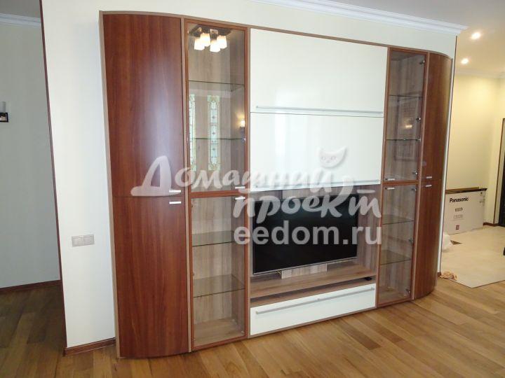 Большой шкаф для гостиной №3