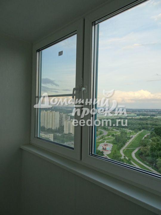 Балкон под ключ 300616/1