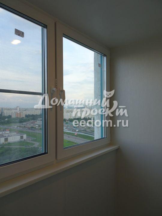 Балкон под ключ 300616/3