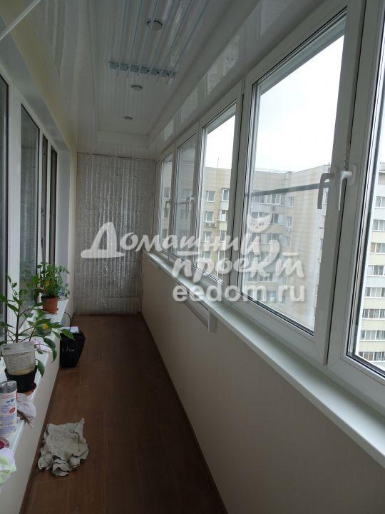 Утепление стен при отделке балкона 300616/2