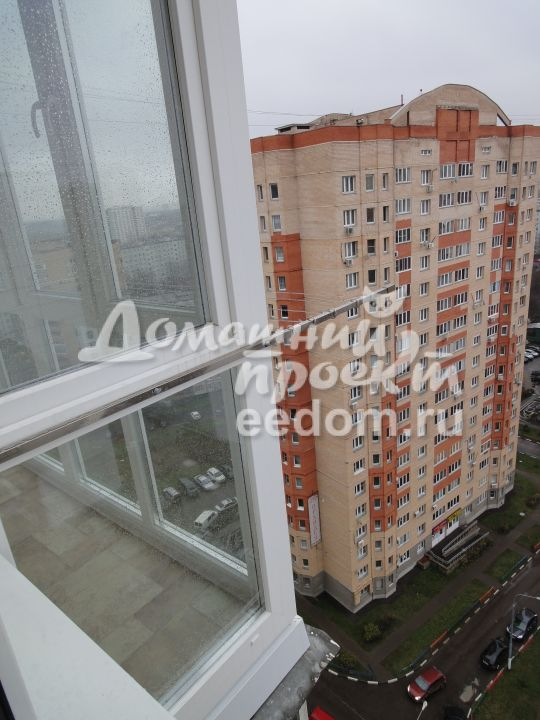 Остекление балкона от пола до потолка 13