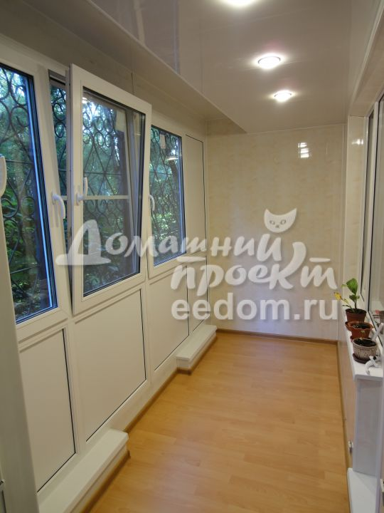 Теплый балкон - проспект Вернадского 1