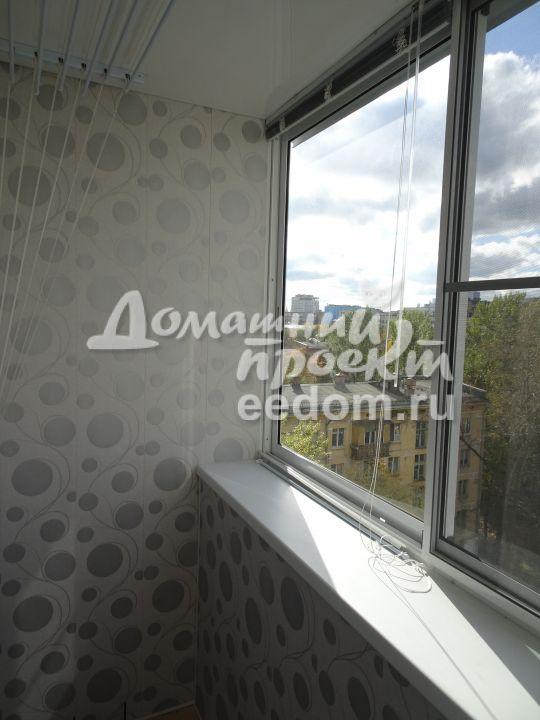 Проект на ул. Шереметьевская. Фото 1 из 5