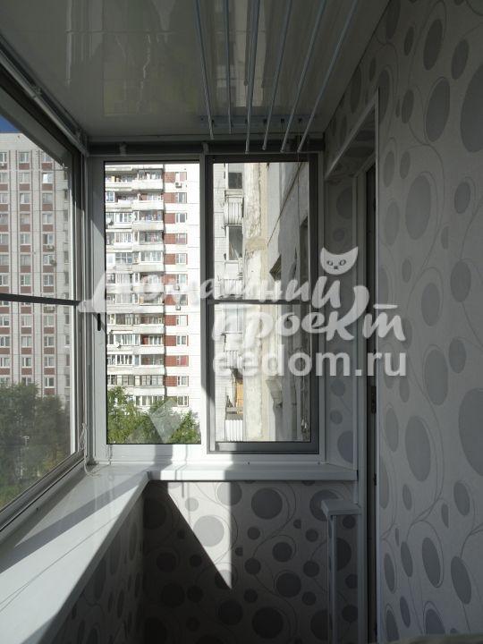 Проект на ул. Шереметьевская. Фото 3 из 5