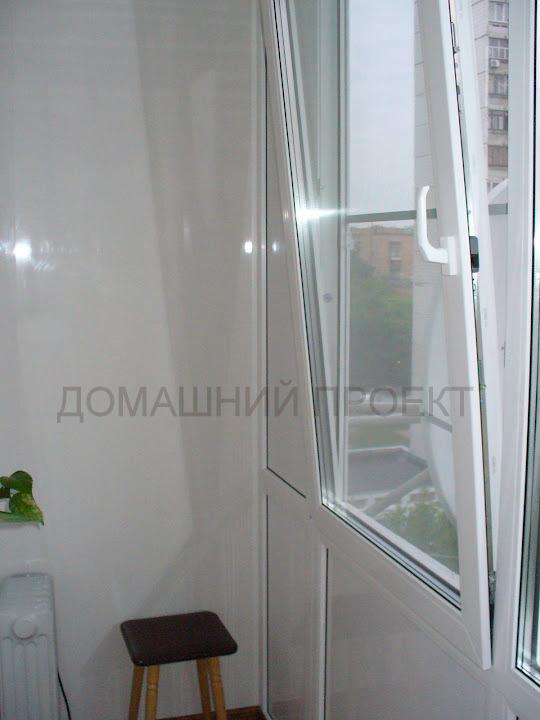 Остекление балкона в кирпичном доме