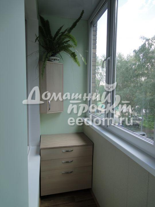 Застекление балкона в монолитно-кирпичном доме
