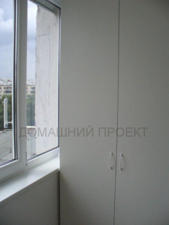 Балкон под ключ серии И-491а
