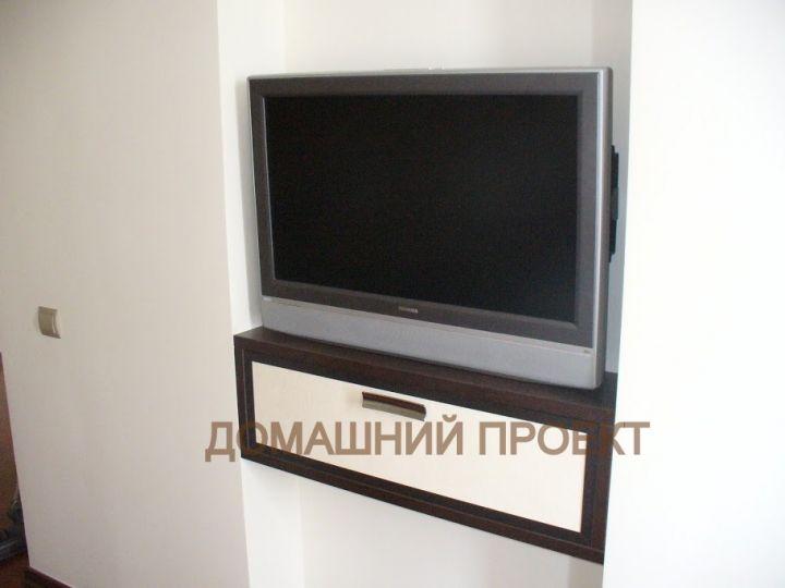 Тумба под телевизор по индивидуальным размерам