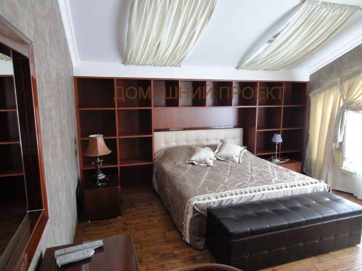 Мебель для спальни по индивидуальному проекту