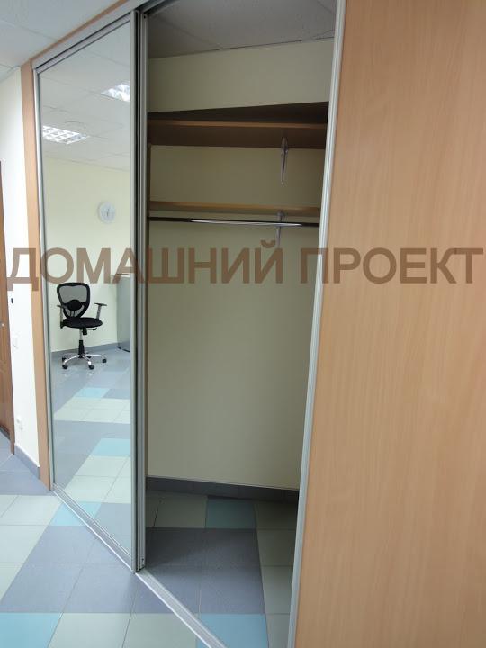 Шкаф для офиса по индивидуальному проекту