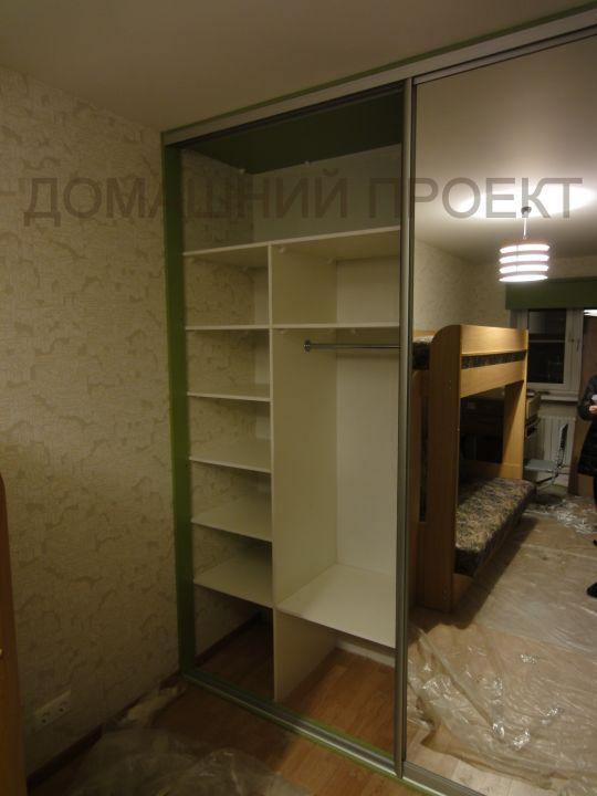 Функциональный шкаф-купе для детской