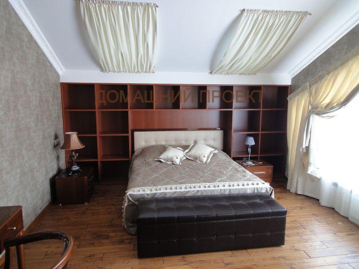 Оригинальное решение для спальни