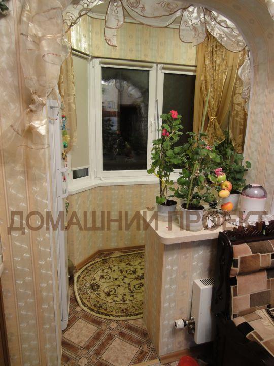Остекление и утепление балкона серии и-155