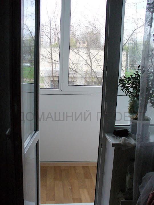 Остекление балконов и лоджий серии п-46, цены - домашний про.