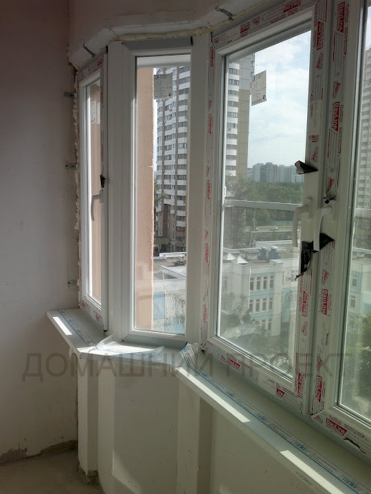 Остекление балконов и лоджий и-155, цены - домашний проект.