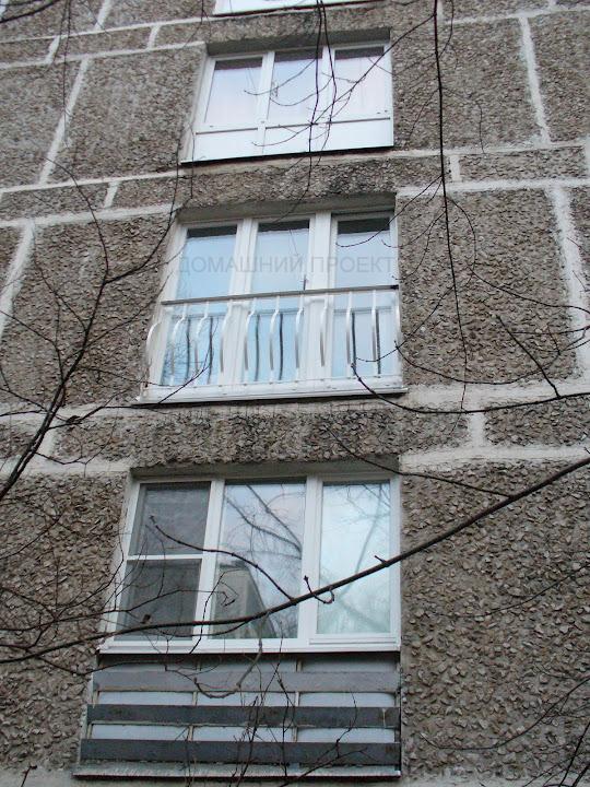 Застекление балконов и-209а
