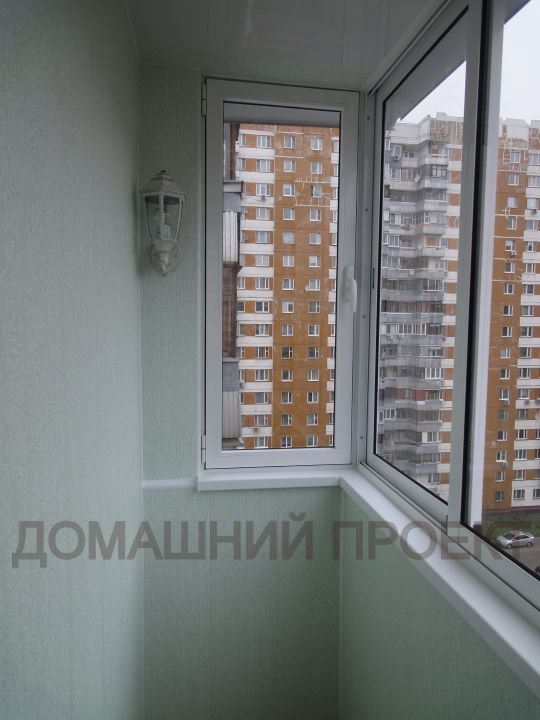 П3-Холодное остекление, отделка, ул. Никулинская_5