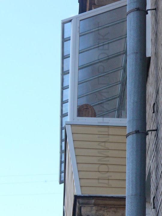 Балконы в сталинке. работы по остеклению и отделке балконов..