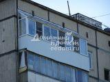 Балкон с прозрачной крышей 300616/1