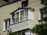 Балкон с треугольной крышей 300616/1