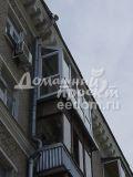 Остекление балконов и лоджий в сталинках, цены - домашний пр.
