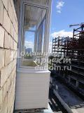Холодный балкон - Кутузовский проспект 3