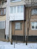 Пристроенный балкон серии п-46