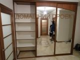 Вместительный шкаф-купе для прихожей