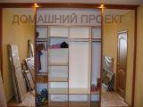 Вместительный шкаф-купе для гостинной