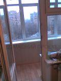 Пластиковое остекление балкона II-18