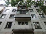 Остекление балкона алюминием в хрущевке