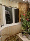 Остекление и отделка балкона И-155