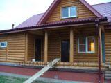 Остекление деревянного дома окнами ПВХ